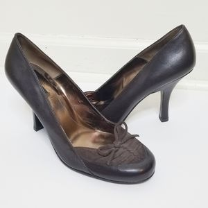STYLE & CO GREG brown HEELS